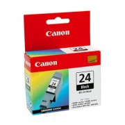 Картридж (чернильница) Canon BCI-24Bk Black (6881A002) совместимость Canon Pixma iP2000/ iP1500/ iP1000/ MP130/ MP110/ MP390/ MP370/ MP360/ MPC200 Photo/ MPC190/ i475D/ i470/ i455/ i450/ i350/ i320/ i250/ S330/ S330 Photo/ S300/ S200/ S200x