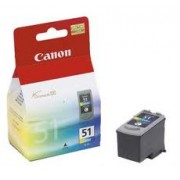 Картридж Canon CL-51 Color совместимость Canon iP2200/ MP150/ MP170/ MP450/ MP160/ MP180/ MP460/ MX310/ MX300/ iP6220D/ iP6210D