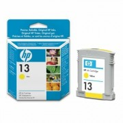 Картридж HP №13 C4817A Yellow совместимость HP Business Inkjet 1000/ 1100/ 1200 Series/ 2200/ 2230/ 2250/ 2290/ 2300/ 2600/ 2800 Color Inkjet cp1700 Officejet 9100 AiO Series Officejet pro k850 Series